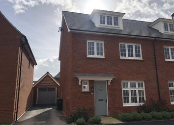 Thumbnail 4 bedroom semi-detached house to rent in Whitecross, Hereford