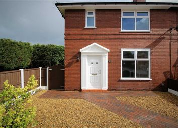 Thumbnail 3 bed semi-detached house for sale in Speakman Avenue, Leigh