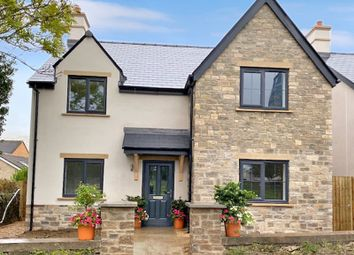 Thumbnail 4 bedroom detached house for sale in The Laurels, Chapel View, The Down, Alveston