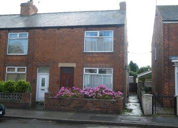 Thumbnail 2 bedroom end terrace house to rent in Silverdales, Dinnington, Sheffield