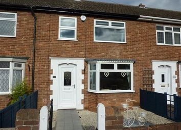Thumbnail 2 bed terraced house for sale in Stratford Avenue, Grimsby