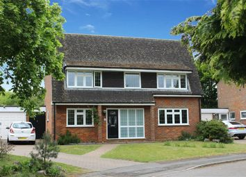 Thumbnail 4 bed detached house for sale in Harwood Close, Tewin, Welwyn