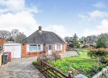 2 bed semi-detached bungalow for sale in Frost Road, Bournemouth BH11