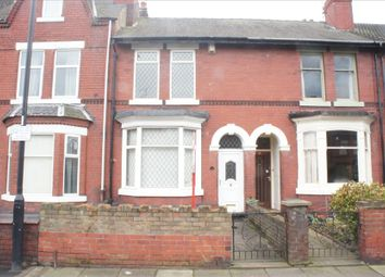 Thumbnail 3 bedroom terraced house for sale in Chequer Road, Doncaster