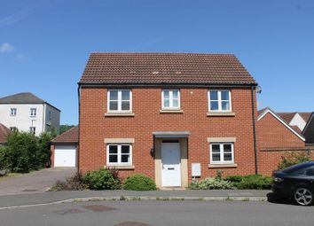 Thumbnail 3 bed detached house for sale in Blackcurrant Drive, Long Ashton, Bristol
