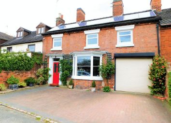 Thumbnail 3 bed terraced house for sale in Green Road, Weston, Stafford.