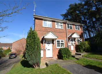Thumbnail 2 bed semi-detached house to rent in Albert Road, Bagshot, Surrey