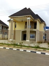 Thumbnail 6 bed detached house for sale in 6 Bedroom Detached Duplex Without Swimming Pool Or Bq, Airport Road Abuja, Nigeria