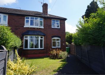 3 bed semi-detached house for sale in Moorcroft Drive, Manchester M19
