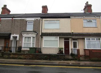 Thumbnail 3 bed terraced house to rent in Oxford St, Grimsby