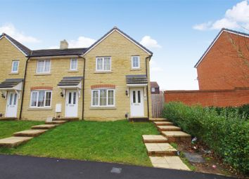 Thumbnail 3 bed end terrace house to rent in Mustang Way, Moulden View, Swindon