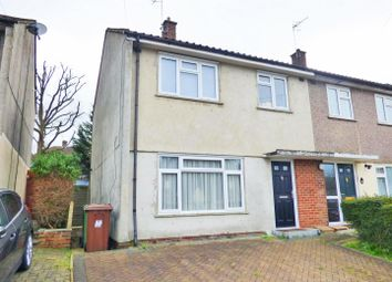 3 bed semi-detached house for sale in Milton Drive, Borehamwood WD6
