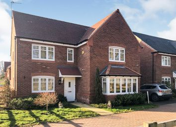 Thumbnail 5 bed detached house for sale in Crosbie Grove, Kidderminster