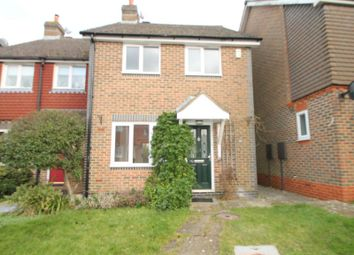 Thumbnail 2 bed end terrace house to rent in Medway Drive, Forest Row