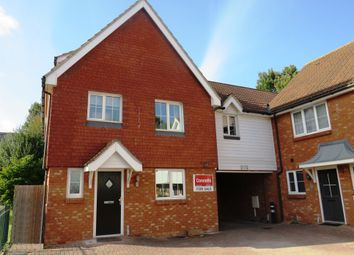 Thumbnail 4 bed link-detached house for sale in Finch Close, Faversham