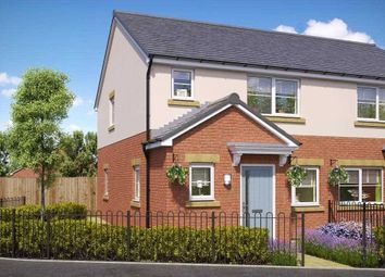 Thumbnail 3 bedroom semi-detached house for sale in Blackbird Grange, The Ashdale, Liverpool