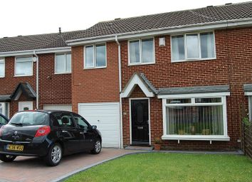 Thumbnail 4 bed semi-detached house for sale in Lancaster Drive, Wallsend