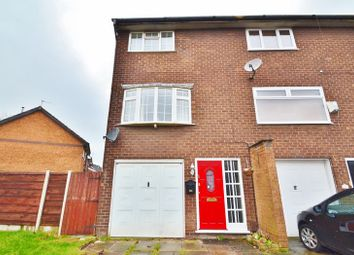 Thumbnail 3 bedroom terraced house for sale in Alison Grove, Eccles, Manchester