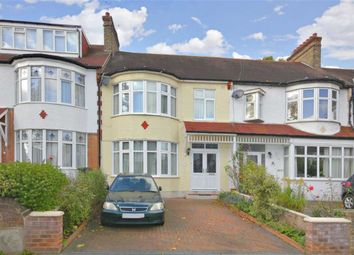 Thumbnail 3 bed terraced house for sale in Devonshire Garden, Winchmore Hill, London