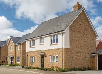 """Thumbnail 4 bed property for sale in """"The Lenham"""" at Cotts Field, Haddenham, Aylesbury"""