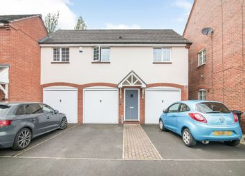 Thumbnail 1 bed flat for sale in Bowling Green Drive, Bearwood, Smethwick