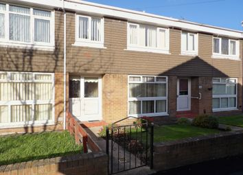 Thumbnail 3 bed terraced house for sale in Fort Square, South Shields
