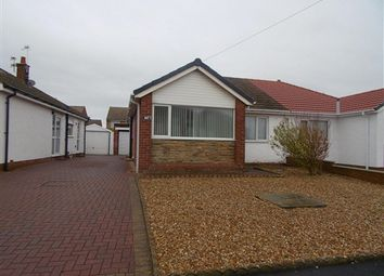 Thumbnail 2 bedroom bungalow to rent in Sevenoaks Drive, Thornton-Cleveleys