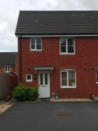 Thumbnail 3 bed end terrace house to rent in Dol Y Dderwen, Ammanford