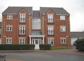 Thumbnail 2 bed flat to rent in Bourchier Way, Grappenhall, Warrington