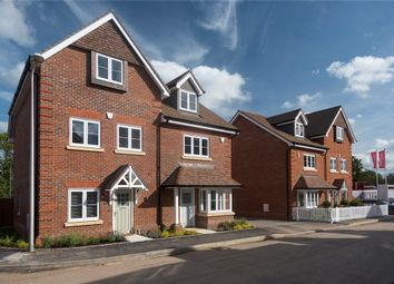 Thumbnail 3 bed semi-detached house for sale in Mohawk Way, Woodley, Berkshire