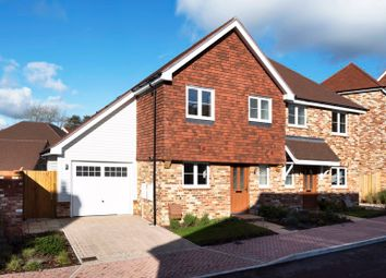Cranleigh Road, Ewhurst, Cranleigh GU6. 3 bed semi-detached house