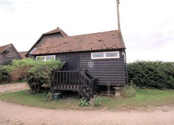 Thumbnail 1 bedroom barn conversion to rent in Bishopsland, Dunsden, Reading