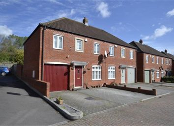 Thumbnail 3 bed semi-detached house for sale in Blandamour Way, Bristol