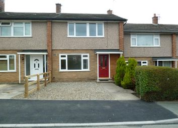 Thumbnail 3 bed terraced house to rent in Vyrnwy Road, Oswestry