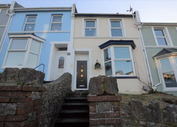 Thumbnail 3 bed terraced house for sale in Westbourne Road, Torquay, Devon