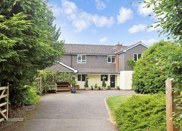 Thumbnail 4 bed detached house for sale in Heath Road, Wickham, Fareham