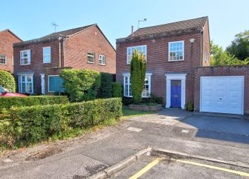 Thumbnail 4 bed detached house for sale in Goldwell Drive, Newbury