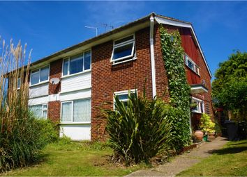 Thumbnail 2 bed maisonette for sale in Cloverfield, Harlow