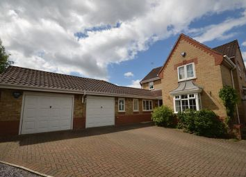 Thumbnail 4 bed detached house for sale in Fiennes Road, Thorpe St. Andrew, Norwich