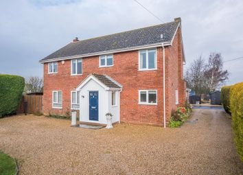 Thumbnail 4 bed detached house for sale in Little Cornard, Sudbury, Suffolk