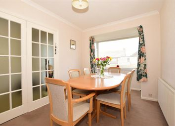Thumbnail 2 bed detached bungalow for sale in Martine Close, Freshwater, Isle Of Wight