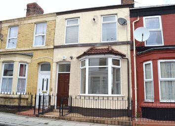 Thumbnail 3 bedroom terraced house to rent in Ling Street, Kensington, Liverpool