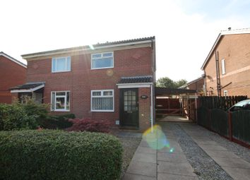 Thumbnail 2 bed semi-detached house for sale in Savick Way, Lea, Preston, Lancashire