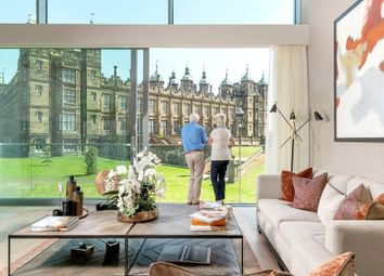 Thumbnail 2 bedroom flat for sale in 2/16 The Crescent At Donaldson's, Wester Coates, Edinburgh