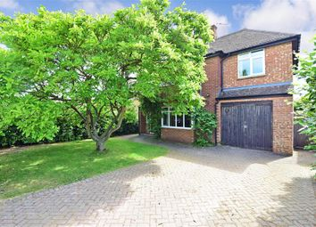 Thumbnail 4 bed detached house for sale in Courtenay Road, Dunkirk, Faversham, Kent