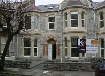 Thumbnail 2 bed flat to rent in Houndiscombe Road, Mutley, Plymouth