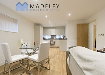 Thumbnail 1 bed flat to rent in Unwin Way, Stanmore