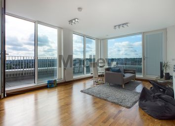 Thumbnail 2 bed flat for sale in Elliot Lodge, Cyrus Field Street, Greenwich