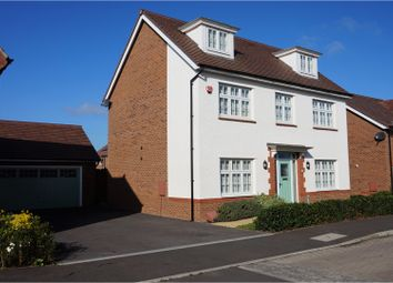 Thumbnail 5 bedroom detached house for sale in Long Wood Road, Cheswick Village