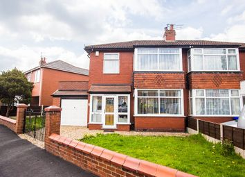 Thumbnail 3 bed semi-detached house for sale in Wilshaw Grove, Ashton-Under-Lyne